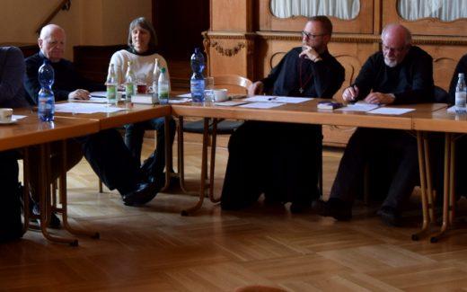 Plenum während eines Vortrags auf dem Hochkirchentag