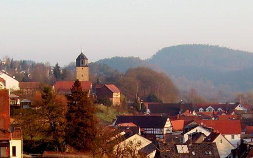 Evangelische Kirche St. Martin in Marburg-Wehrda