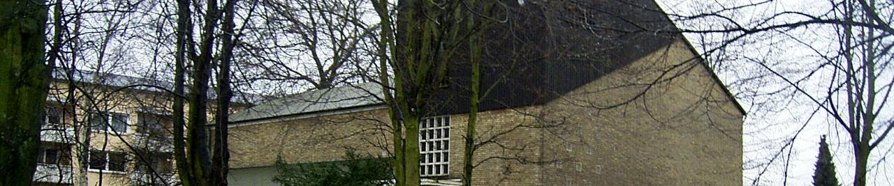 SJB Nordkonvent Detailaufnahme St. Johanneskapelle Rothenburgsort HH
