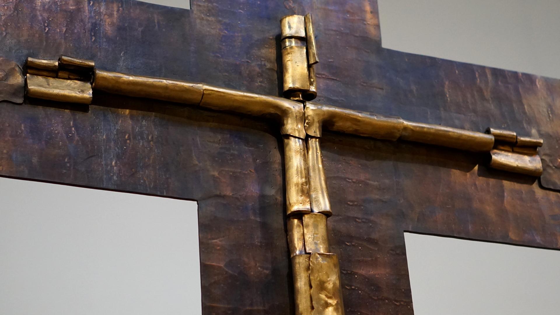 Kruzifix Osterkonvent Marburg 2018