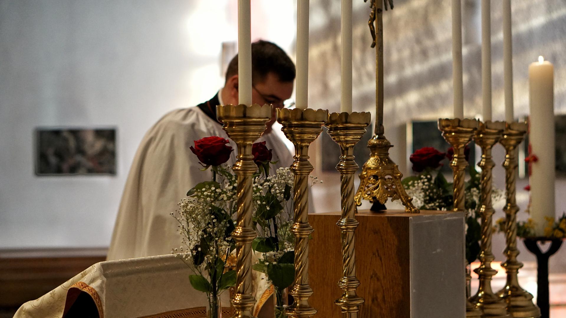 Altardienst Osterkonvent Marburg 2018