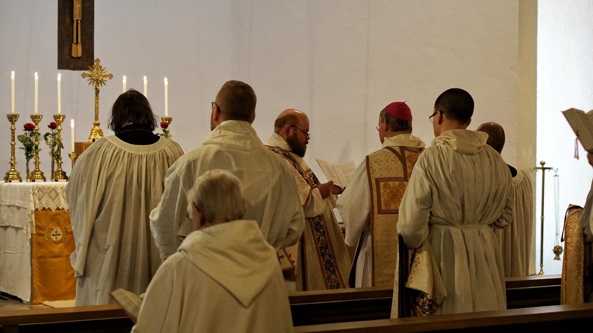 Subdiakonat 1 Osterkonvent Marburg 2018